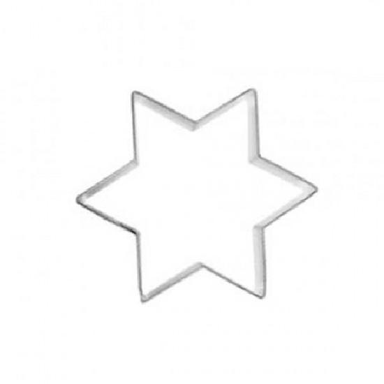 """Formelė sausainiams """"Žvaigždutė"""",Ø 5,5 cm"""