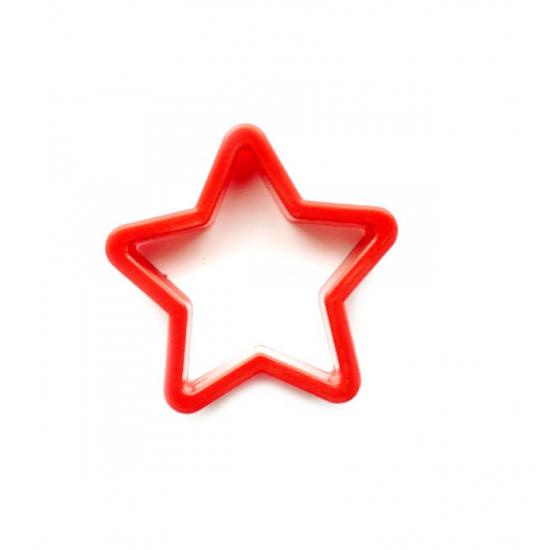 """Formelė meduoliams """"Žvaigždutė"""", 5,0 cm"""