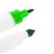 Dvipusis maistinis rašiklis - žalias