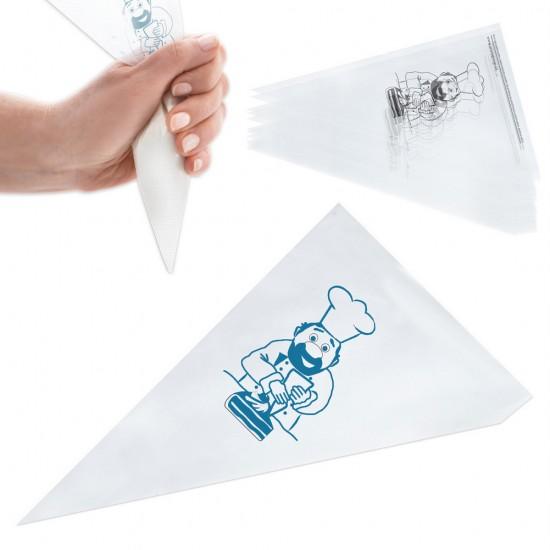 Vienkartiniai maišeliai, 20 vnt., 29,5 cm