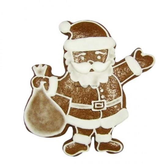 """Formelė """"Kalėdų Senelis su maišu dovanų"""", 8,0 cm"""