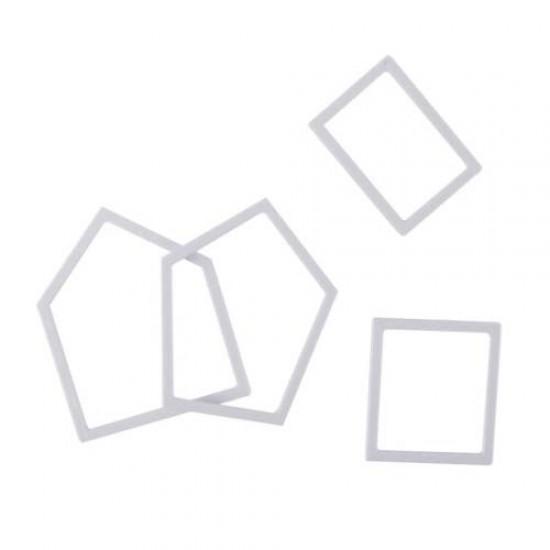 Namelio išpjovikliai, 10,5x8,8 cm