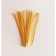 Auksinės spalvos juostelės maišelių uždarymui, 15 vnt., 13,7 cm
