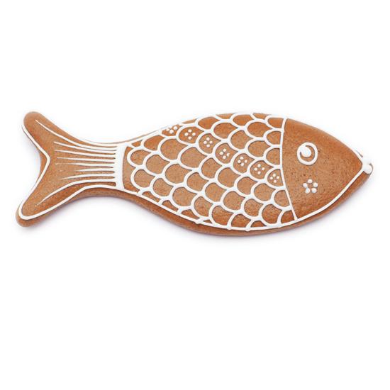 """Formelė meduoliams """"Žuvis"""", 18 cm"""