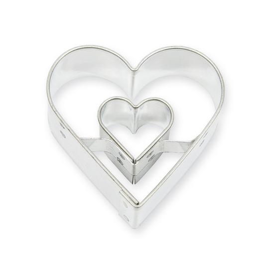 """Formelė """"Širdelė širdelėje"""""""