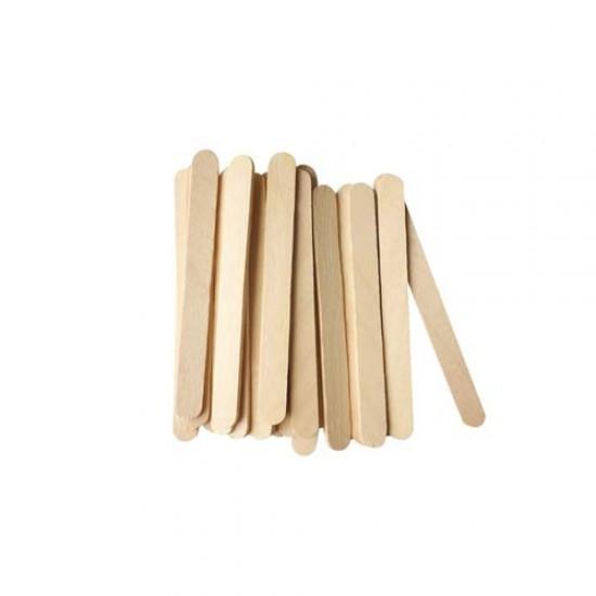Mediniai pagaliukai kalėdiniams sausainiams, 20 vnt., 6,5 cm