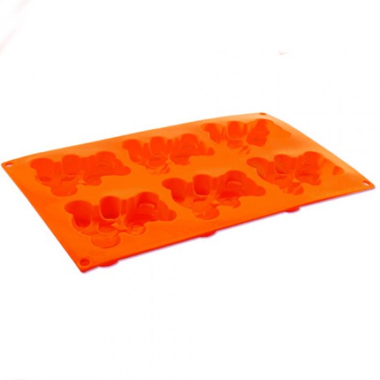 Meškiukų silikoninė formelė
