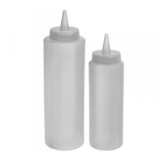 Konditeriniai, padažų buteliukai, 500 ml, 250 ml
