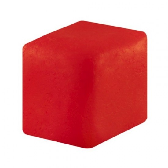 Raudonos spalvos cukrinė masė, 1,2 kg
