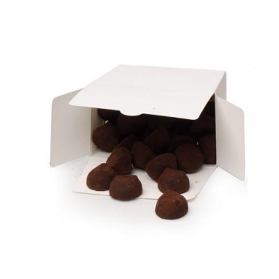 Dėžutės triufeliams, 5 vnt. 10,6x6,4x6,5 cm