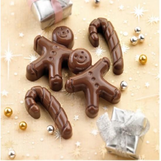 Forma kalėdiniams saldainiams