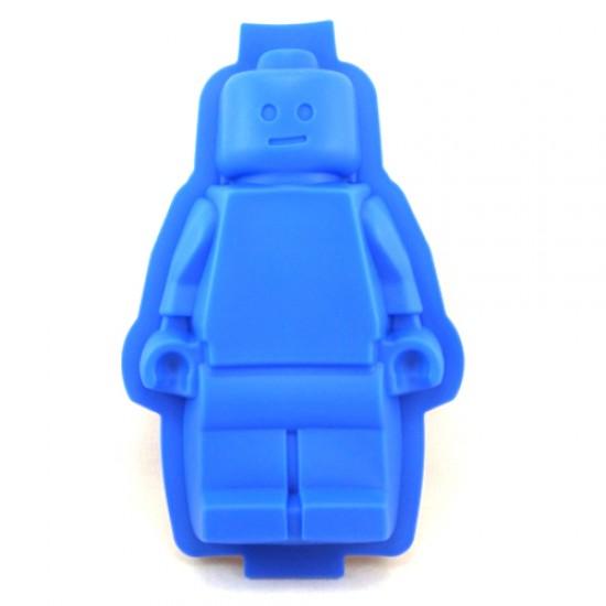 "Silikoninė kepimo forma ""Lego"""