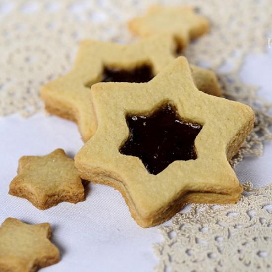 """Formelė sausainiams """"Žvaigždutės"""", Ø 4,5 cm"""