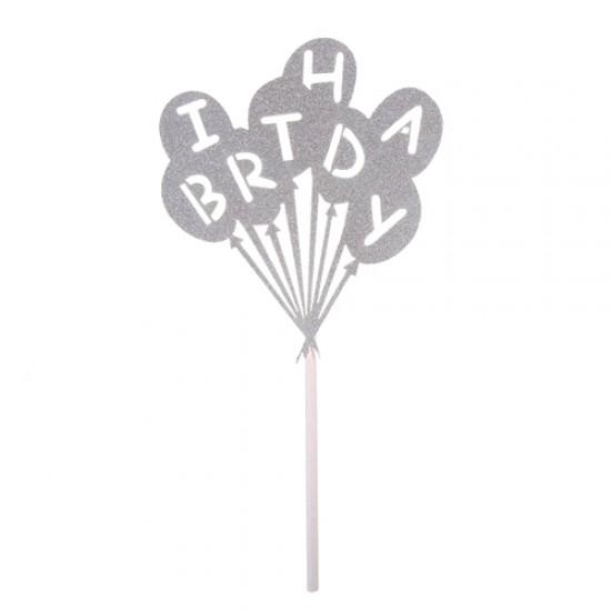 Smeigtukas gimtadienio tortui