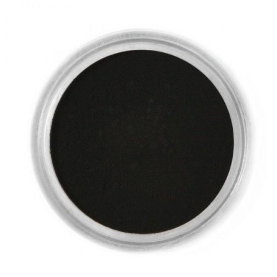 Juodos spalvos maistiniai dažai