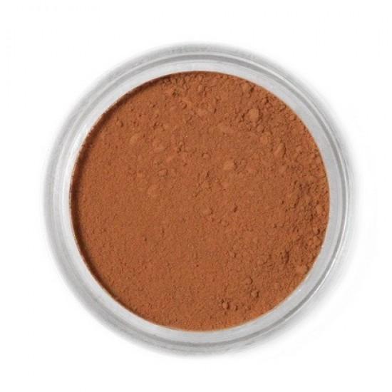 Kakavos spalvos maistiniai dažai