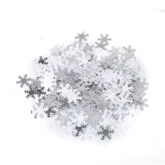 """Kalėdinės dekoracijos - konfeti """"Snaigės"""""""