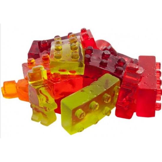 """Silikoninė formelė """"Lego dėlionė"""""""