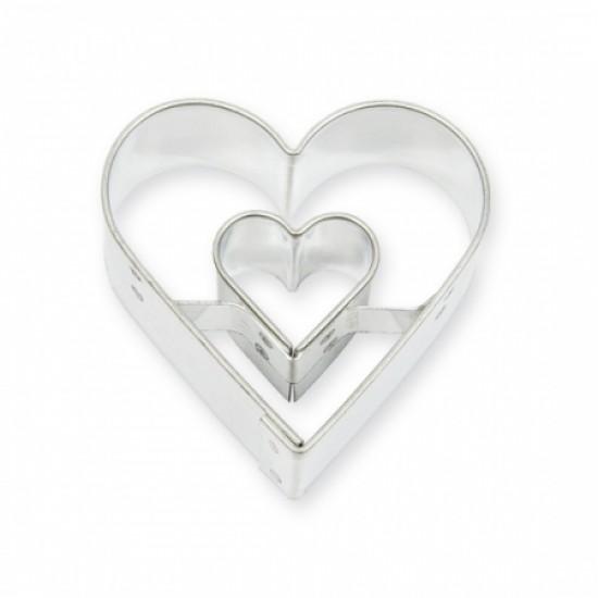 """Formelė """"Širdutė širdutėje"""""""