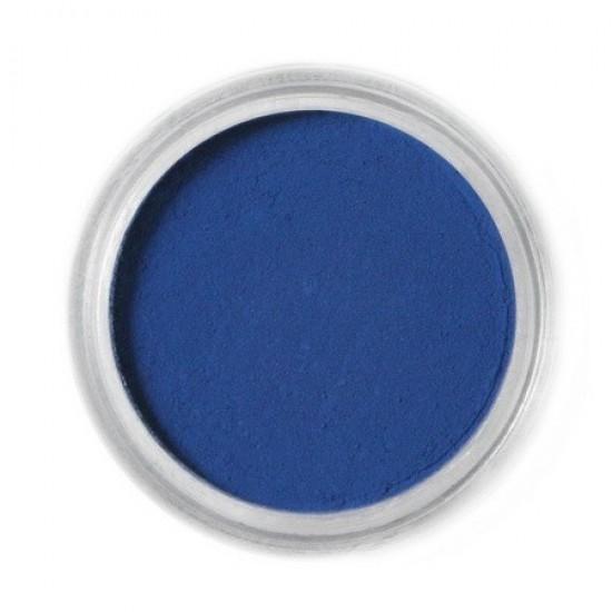 Tamsiai mėlynos spalvos dažai