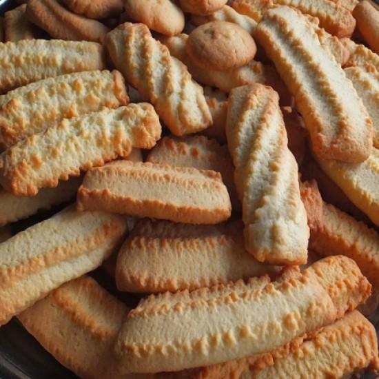 Sausainių per mėsmalę forma Nr. 10, Ø 7,6 cm