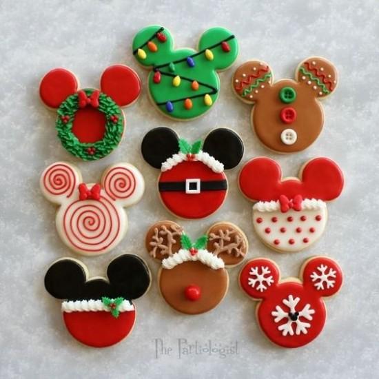 """Formelės meduoliams """"Peliukai Mickey Mouse"""", 3 vnt."""