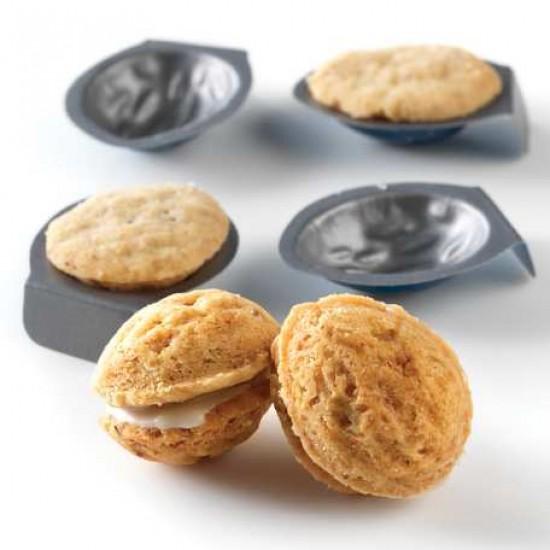 """Formelės """"Riešutėliai sausainiams su įdaru"""", 30 vnt."""