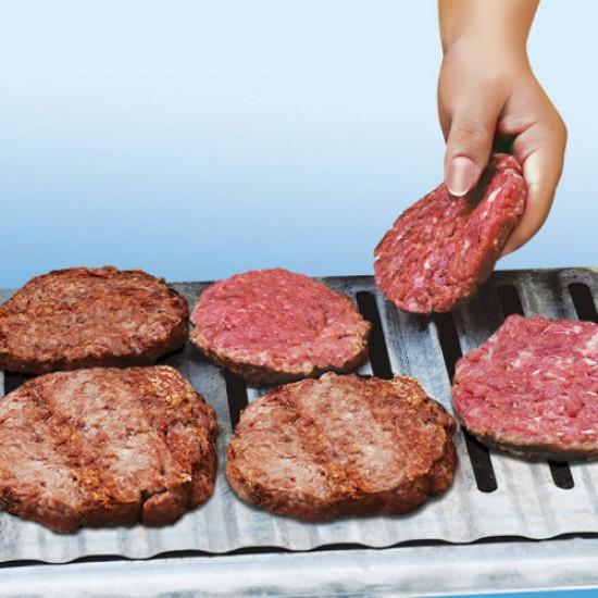 Mėsainių gaminimo forma