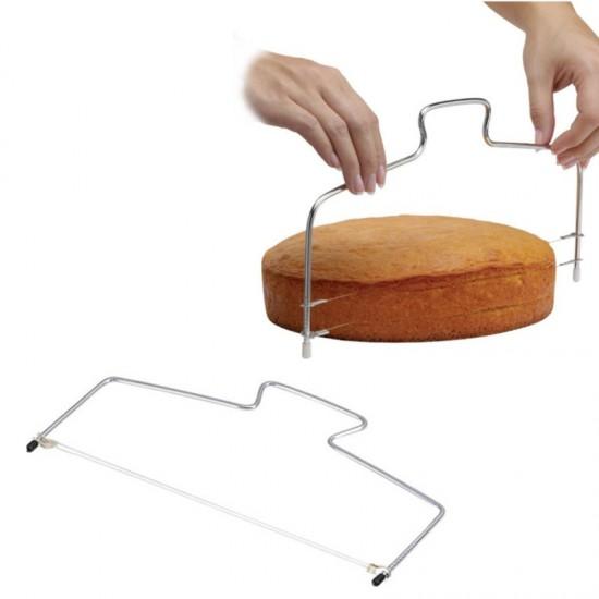Biskvito pjaustymo įrankis