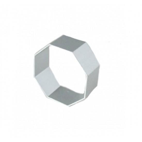 """Formelė """"Aštuonkampis"""", 4,2x5,0cm"""