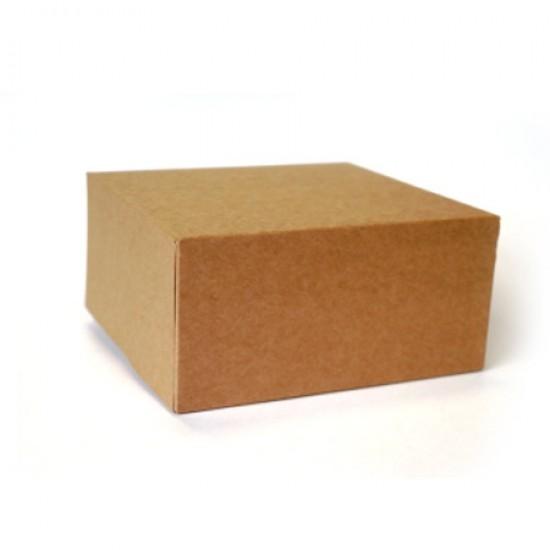Dėžutės pyragui, 5 vnt., 21,5x12,7x7,5 cm