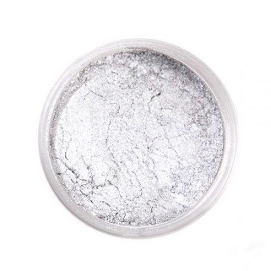 Žvilgios sidabro spalvos dažai