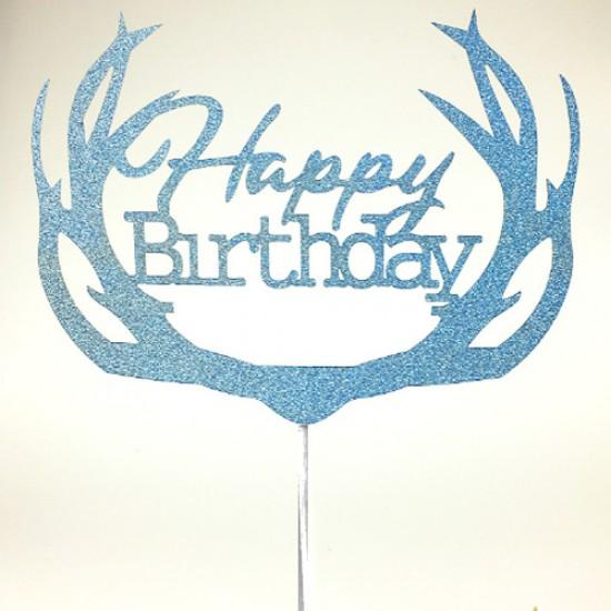 "Smeigtukas ""Happy Birthday"""
