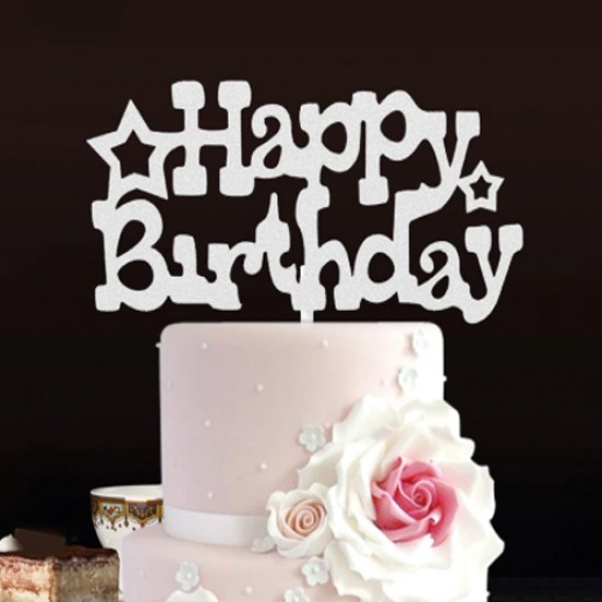 "Smeigtukas / toperis ""Happy Birthday!"""