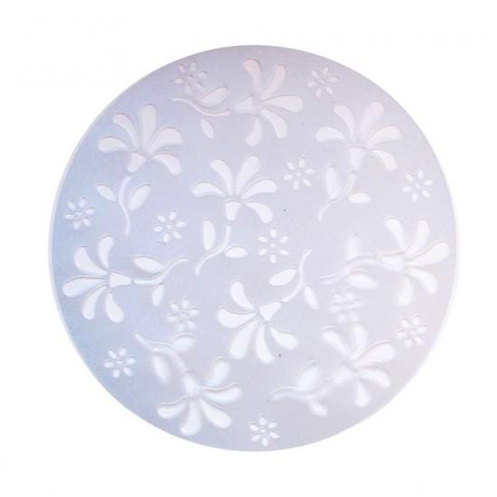 """Trafaretas """"Gėlės"""", Ø 19,5 cm"""
