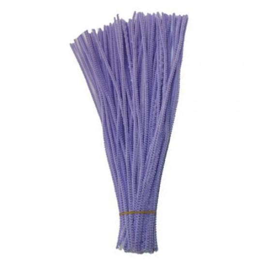 Violetinės vielutės, 10 vnt.