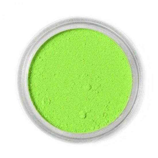 Žaliųjų citrinų spalvos dažai