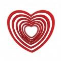 Širdelės, varpeliai