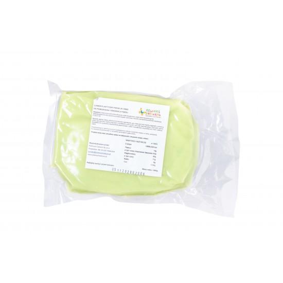 Cukraus masė, šviesiai žalia spalva, 500 g